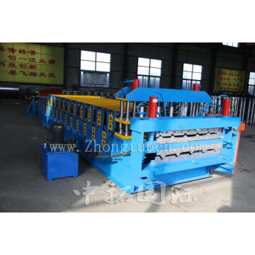 ​​​​Double Layer Metal Roof Roll Forming Production Line